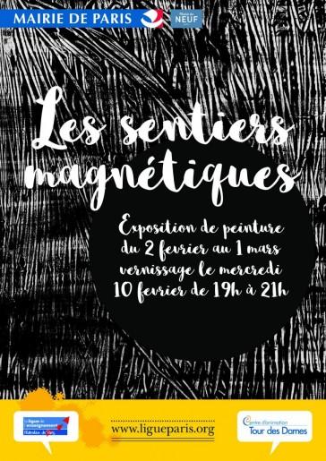 Exposition Sentiers Magnétiques